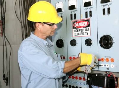 Meehan Electrical Services industrial electrician in High Shoals GA.